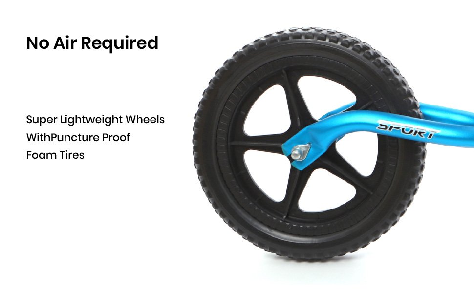 Lava Sport Balance Bikes Foam Tires